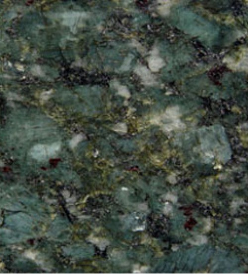 Đá Granite Xà Cừ Đen